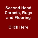 Second Hand Carpets, Rugs and Flooring