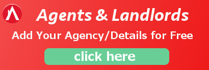 Agents & Landlords Add Your Details